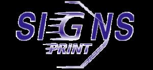 G Print Signs