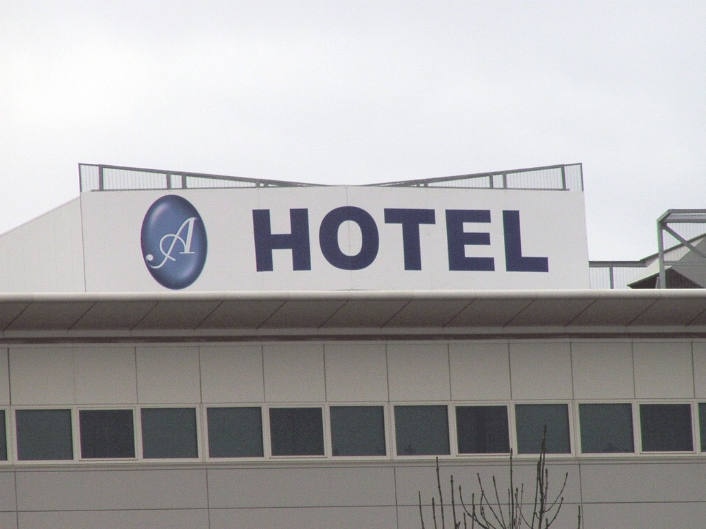 Hotel Signs And Signage Surrey