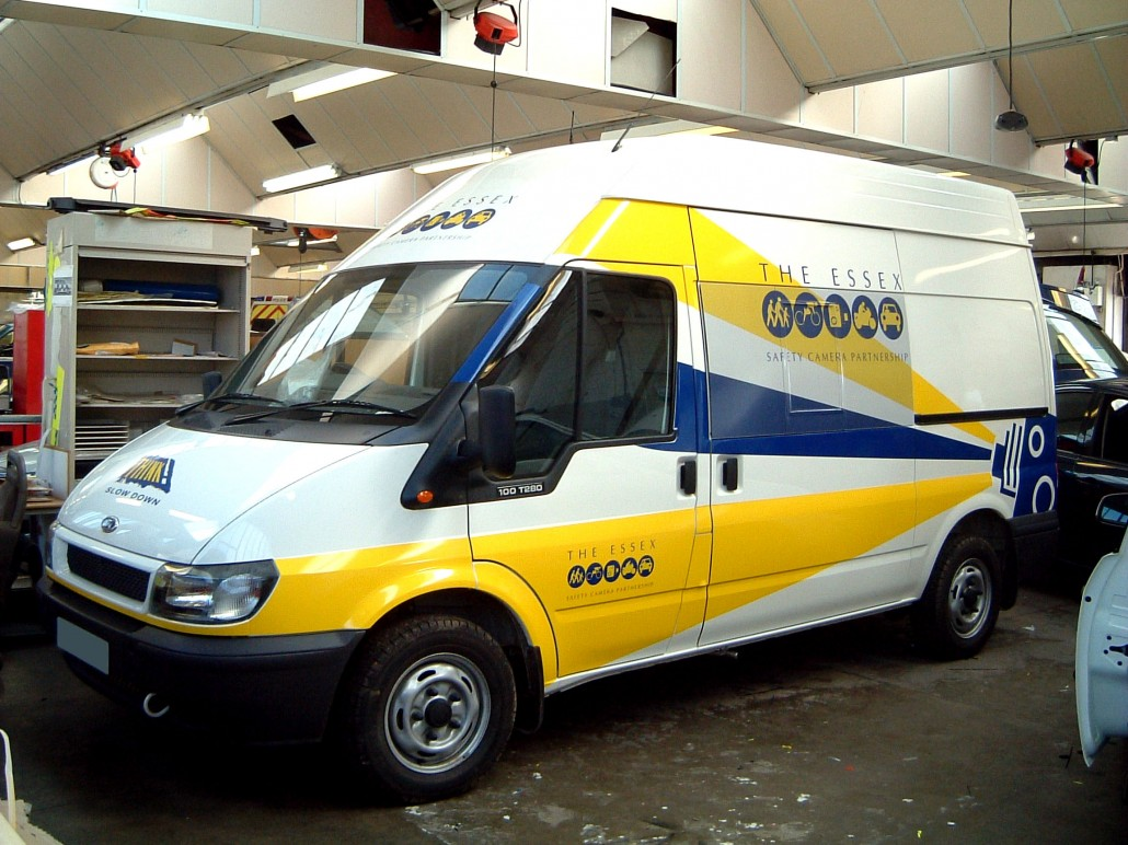 London Camera Safety Partnership Vehicles G Print Signs