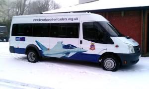 minibus livery